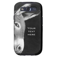 Sneaky Donkey Samsung Galaxy Cases