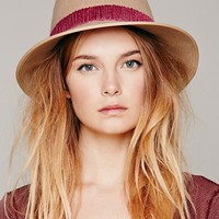 Free People Stitch Banded Hat