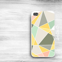 Pastel Geometric iPhone 5s Case / iPhone 4s Case / Galaxy S4 Case / Galaxy S3 Case / iPad Case / Galaxy Note Case
