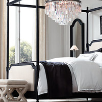 Vienne French Four-Poster Bed | Restoration Hardware