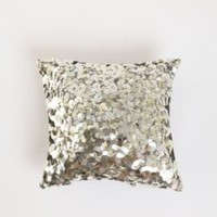 UrbanOutfitters.com > Sequin Swirl Pillow