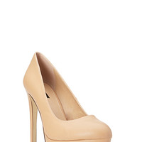 Posh Platform Pumps
