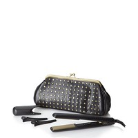 ghd Professional New Wave Limited Edition Gold Styler Set, Black, 1""