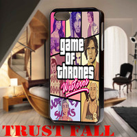 GTA Game Of Trones for iPhone 4, iPhone 4s, iPhone 5 /5s/5c, Samsung Galaxy S3, Samsung Galaxy S4 Case