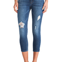 Siwy Jeans Juliet Skinny Crop in Treasure Map from REVOLVEclothing.com