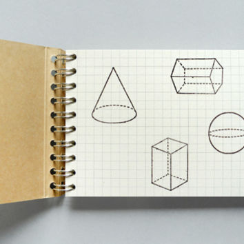 Present&Correct - Polyhedra Stamps.