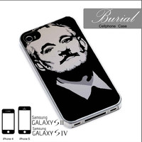 Bill Murray Art Case For iPhone 4/4S,iPhone 5,iPhone 5S,iPhone 5C,Samsung Galaxy S2/S3/S4,Galaxy S4 Mini