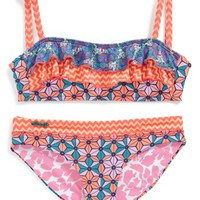 Maaji 'Marvelous Marvel' Two-Piece Swimsuit (Big Girls) | Nordstrom