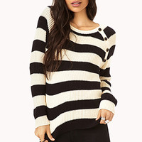 Classic Striped Sweater
