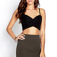 Ribbed Bodycon Skirt