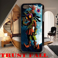 Zelda Major Mask On Moon for iPhone 4, iPhone 4s, iPhone 5 /5s/5c, Samsung Galaxy S3, Samsung Galaxy S4 Case
