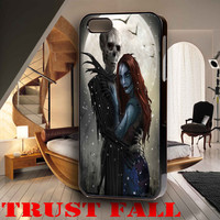 Jack And Sally for iPhone 4, iPhone 4s, iPhone 5 /5s/5c, Samsung Galaxy S3, Samsung Galaxy S4 Case