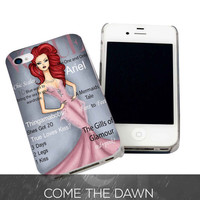 Disney Vogue for iPhone 4, iPhone 4s, iPhone 5 /5s/5c, Samsung Galaxy S3, Samsung Galaxy S4 Case