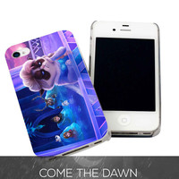 Grumpy Cat Olaf Disney Frozen for iPhone 4, iPhone 4s, iPhone 5 /5s/5c, Samsung Galaxy S3, Samsung Galaxy S4 Case