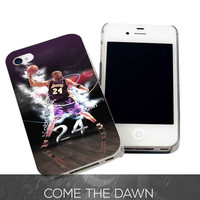 Kobe Bryant for iPhone 4, iPhone 4s, iPhone 5 /5s/5c, Samsung Galaxy S3, Samsung Galaxy S4 Case