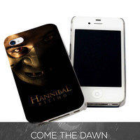 Hannibal Rising Poster for iPhone 4, iPhone 4s, iPhone 5 /5s/5c, Samsung Galaxy S3, Samsung Galaxy S4 Case