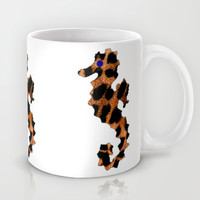 SEA LEOPARD Mug by Catspaws