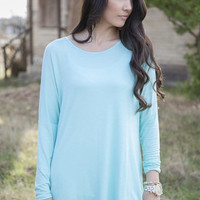 Loire Valley Soft Tunic