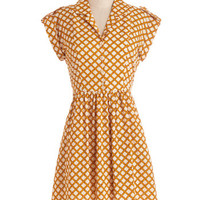 Champs-Elysees You Do Too Dress in Lattice | Mod Retro Vintage Dresses | ModCloth.com