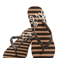 Dolce Vita Go Boardwalking Sandal in Black | Mod Retro Vintage Sandals | ModCloth.com