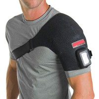 Cordless Shoulder Heat Therapy Wrap @ Sharper Image