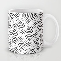 Abstract Pattern 1 Mug by mollykd