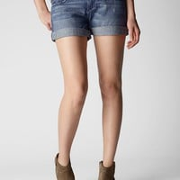 Cassie Low Rise Rolled Womens Short
