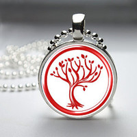 Divergent Amity Pendant Necklace
