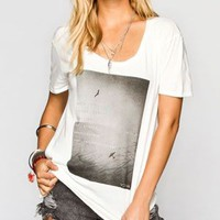 RVCA Flight Womens Tee