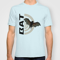 BAT T-shirt by BATKEI