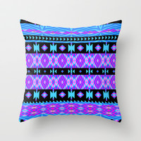 Princess #5 Throw Pillow by Ornaart