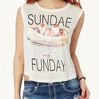 Sundae Funday Tank