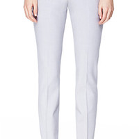 THEORY Super Slim Pant in Wool Poplin