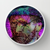 VAN GOGH-4 Wall Clock by The Griffin Passant