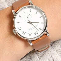 Leather Baker Watch