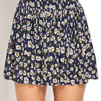 Secret Garden Flared Skirt