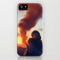 HONOUR iPhone & iPod Case by Caleb Thomas