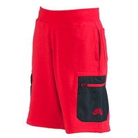 BB HYBRID 6TH MAN SHORT - Red - NIKE CLOTHING
