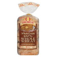 Oroweat Whole Wheat English Muffins - 6-ct.
