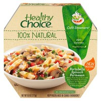 Healthy Choice Natural Steamer Portabella Spinach Parmesan 9.8 oz