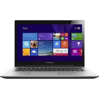 "Lenovo - IdeaPad U430 Touch Ultrabook 14"" Touch-Screen Laptop - 8GB Memory - 500GB Hard Drive - Gray Metal"