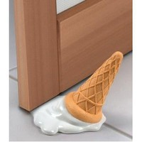 Scoops Ice Cream Door Stopper