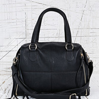 Square Shoulder Bag in Black - Urban Outfitters