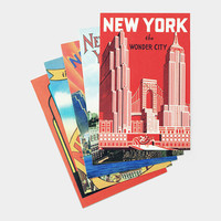 Vintage New York Postcards