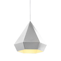 Finisterre Ceiling Lamp in Chrome