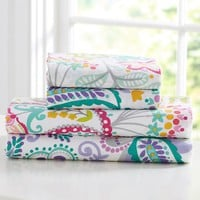 Swirly Paisley Sheet Set
