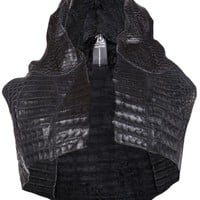 ELIZABETH MICHAELS Cropped vest