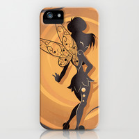 Fairy Of Peter Pan iPhone & iPod Case by LouJah