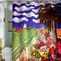 DENY Designs Home Accessories | Renie Britenbucher Joanie 6 Shower Curtain