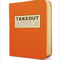 Takeout Menu Organizer Ring-bound – March 1, 2011by Knock Knock (Author)